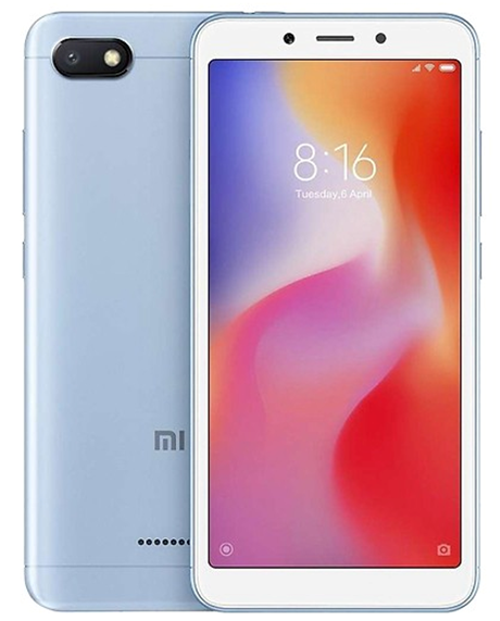 Amazon Presently hosting a discount of 1500 making Redmi 6A cost for Rs. 5499.