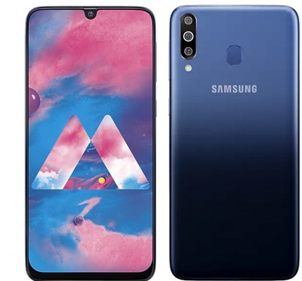 Amazon Fab Phone Fest : Amazon is holding a discount for Samsung M30  making it cost for Rs. 12,499.