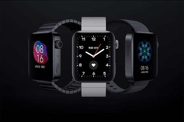 Xiaomi launches Mi watch